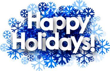 Winter Recess (Happy Holidays)